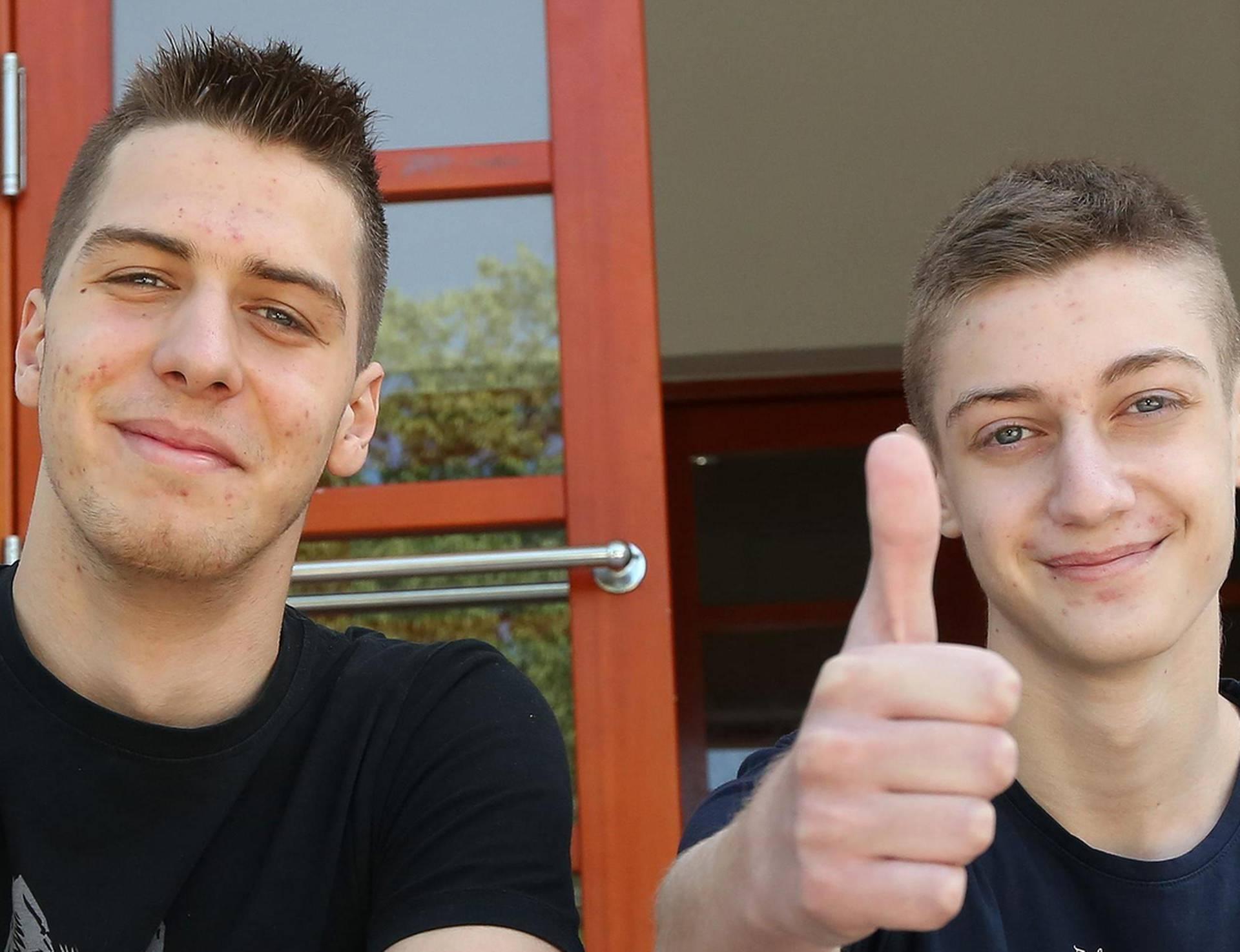 Roko i Niko otputovali na finale Europskog kviza o novcu!