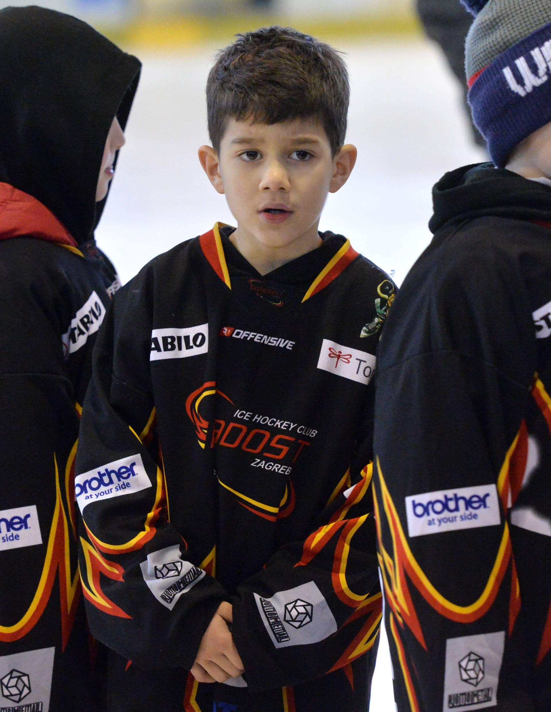 Dođite ovaj vikend na hokejaški okršaj najmlađih na Velesajmu