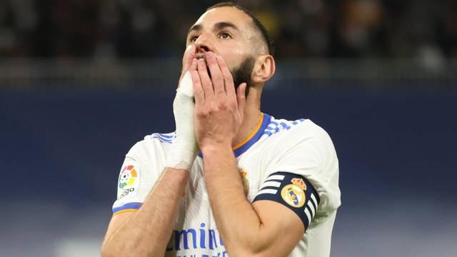 LaLiga - Real Madrid v Osasuna