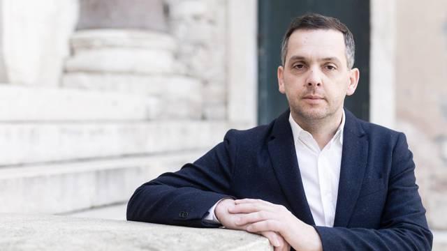 Ante Franic, kandidat SDP-a za gradonacelnika Splita