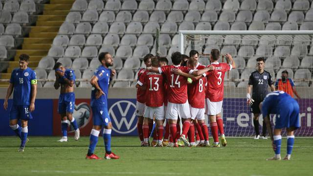 World Cup - UEFA Qualifiers - Group H - Cyprus v Russia