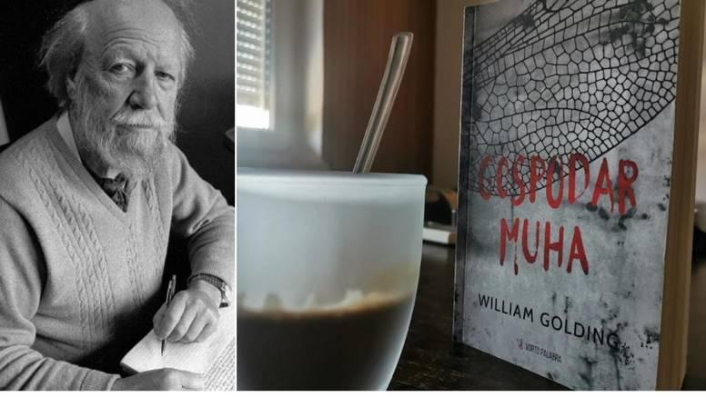 Knjiga 'Gospodar muha' priča je  o krhkosti moralne inhibicije