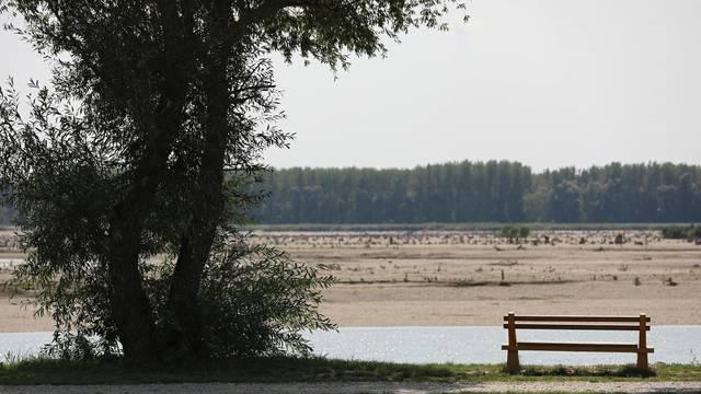 Akumulacijsko jezero Dubrava