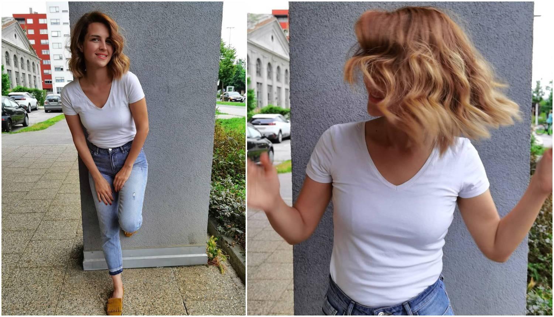 Doris Pinčić pokazala je novu frizuru: 'Odlično, prva liga si'