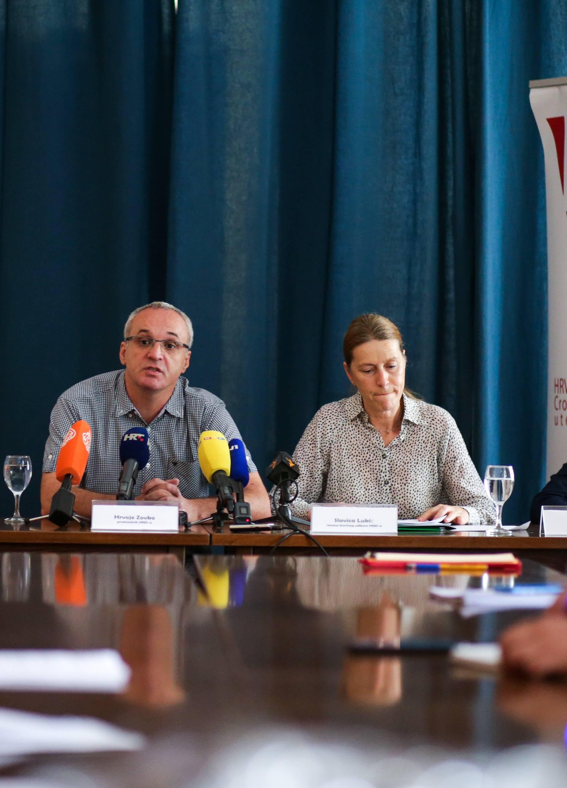 Potpora za novinare honorarce ako im je otkazana suradnja