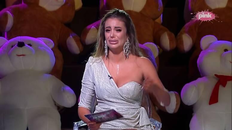 Monika je u suzama napustila Zadrugu: 'Spremala sam se za ovaj dan kao za dodjelu Oscara'