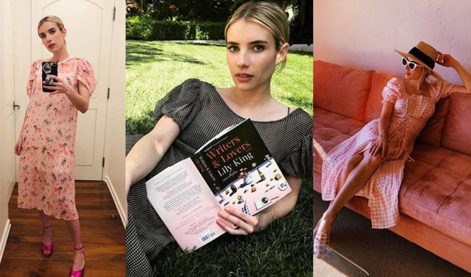Buduća mama Emma Roberts ima super haljinu za trudnice