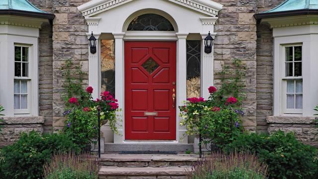 Feng shui preporuke: Ovo su najbolje boje vaša ulazna vrata