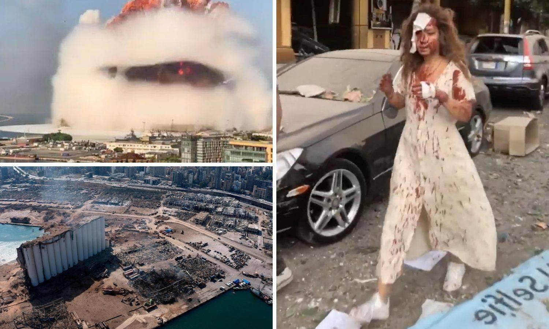 'Bejrut plače i vrišti, bolnice su prepune, ne mogu sve primiti'