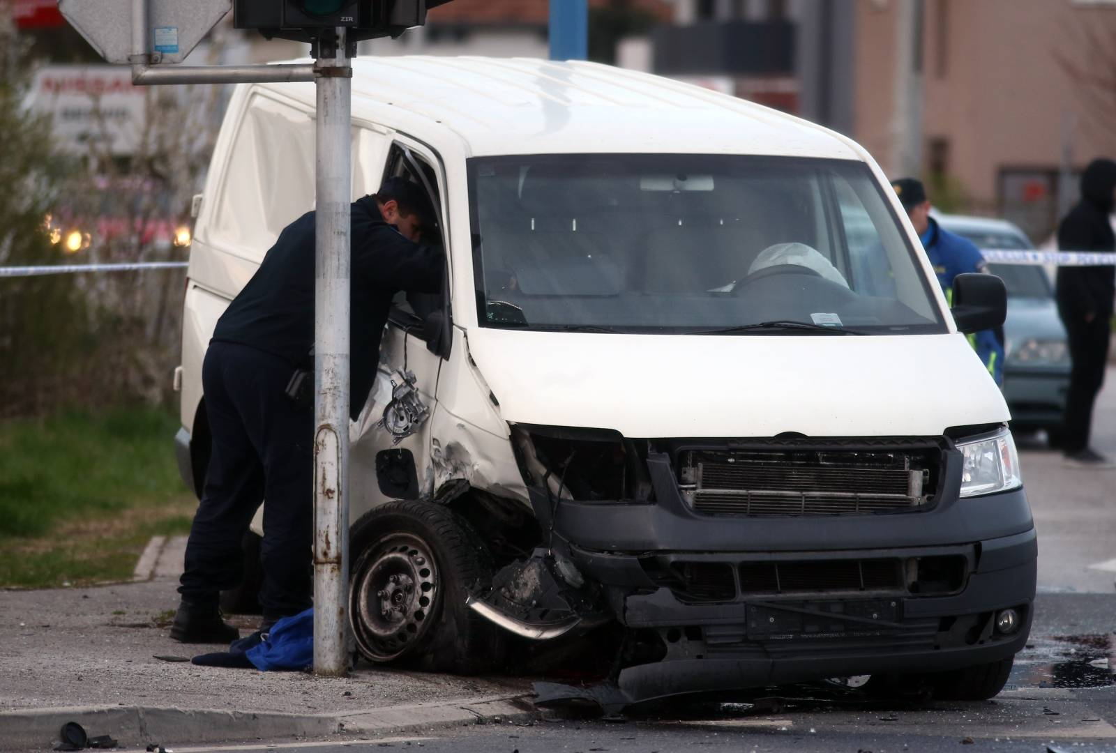 Zagreb: Jedna osoba poginula u sudaru nekoliko vozila kod naselja Velika Mlaka