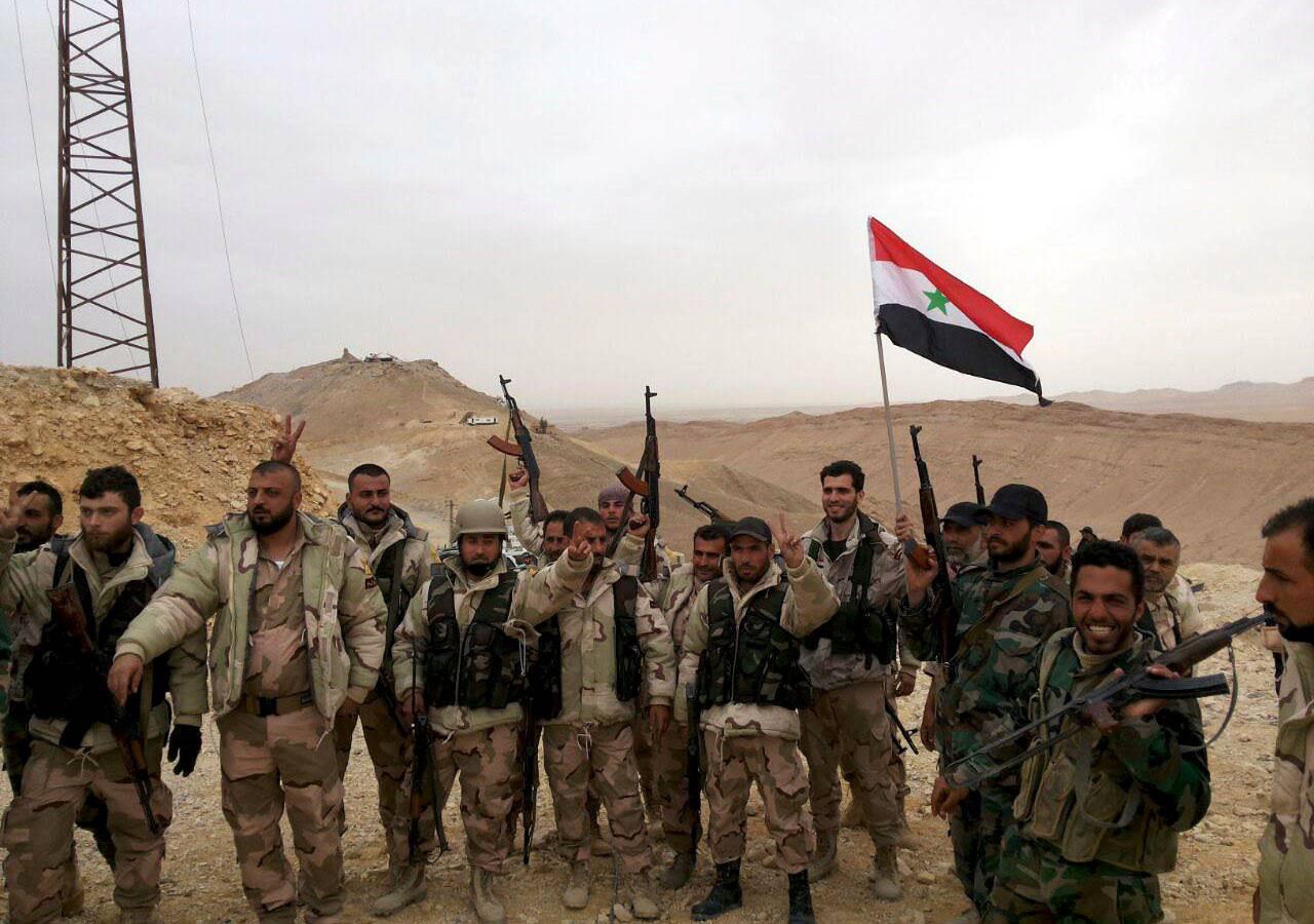 Sirijske snage opet imaju puni nadzor nad antičkom Palmirom