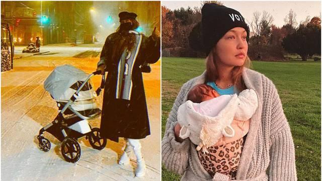 Gigi Hadid napokon otkrila ime kćeri: 'Ima posebno značenje'