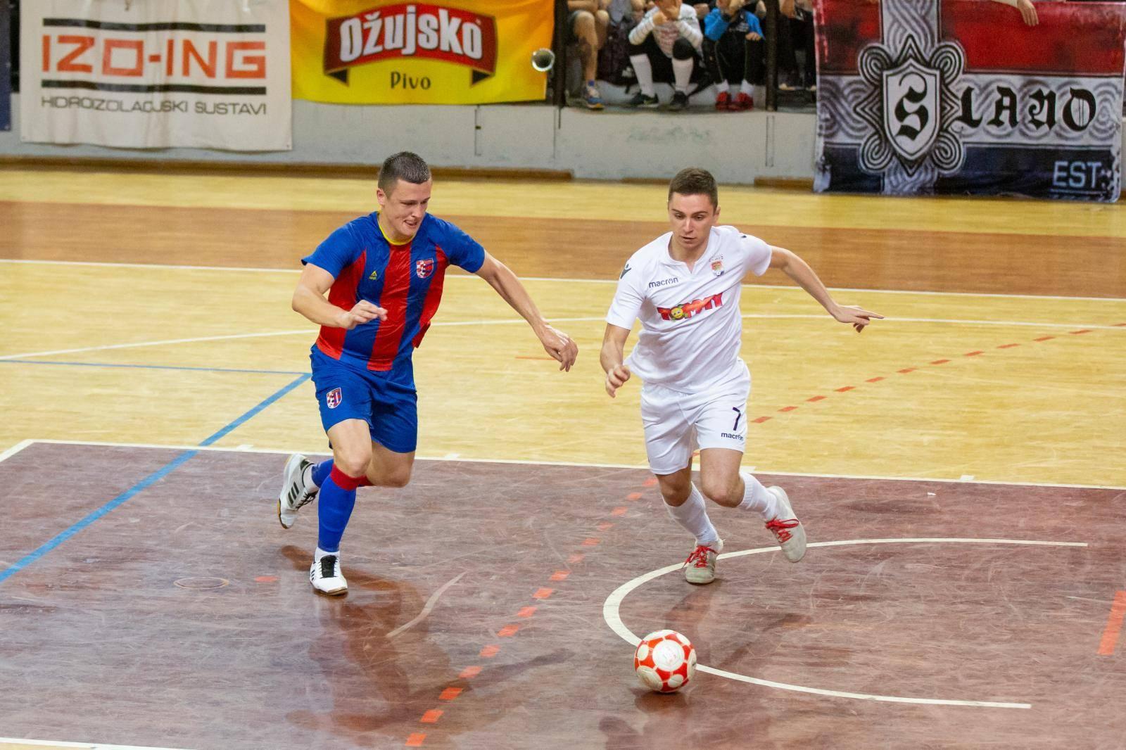 Dubrovnik: Square pobjedom protiv Splita izborio plasman u polufinale prvenstva Hrvatske