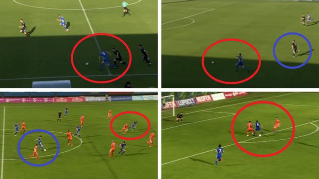 Dinamove 104 minute nemoći: Obrambeni užasi u četiri čina