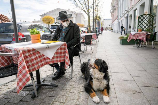 Tako to rade u Litvi: Pretvorili Vilnius u kafić na otvorenom