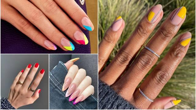 Od šarenih do neutralnih: Top trendovi u manikuri za ovo ljeto
