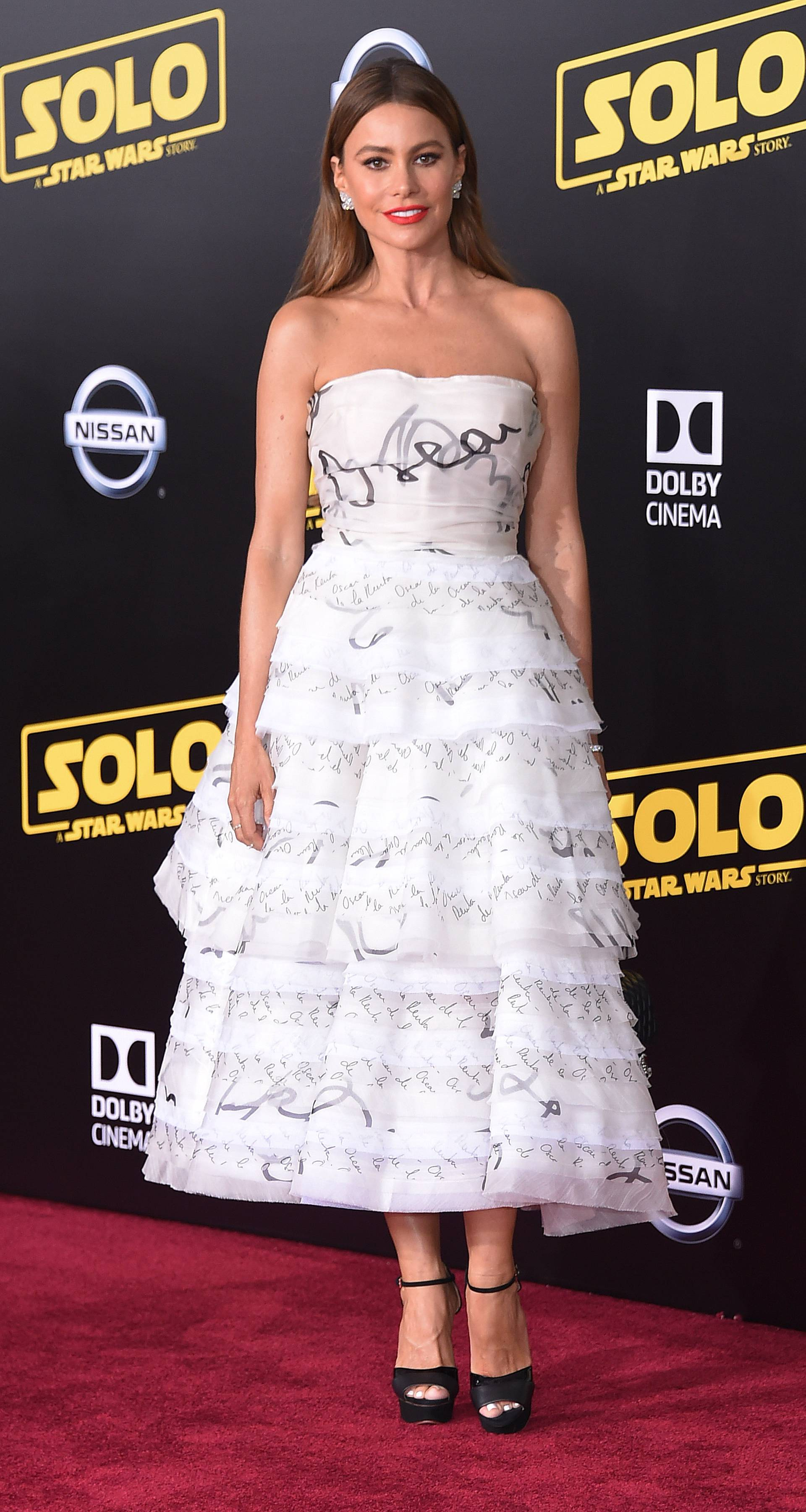'Solo: A Star War Story' Premiere - Los Angeles