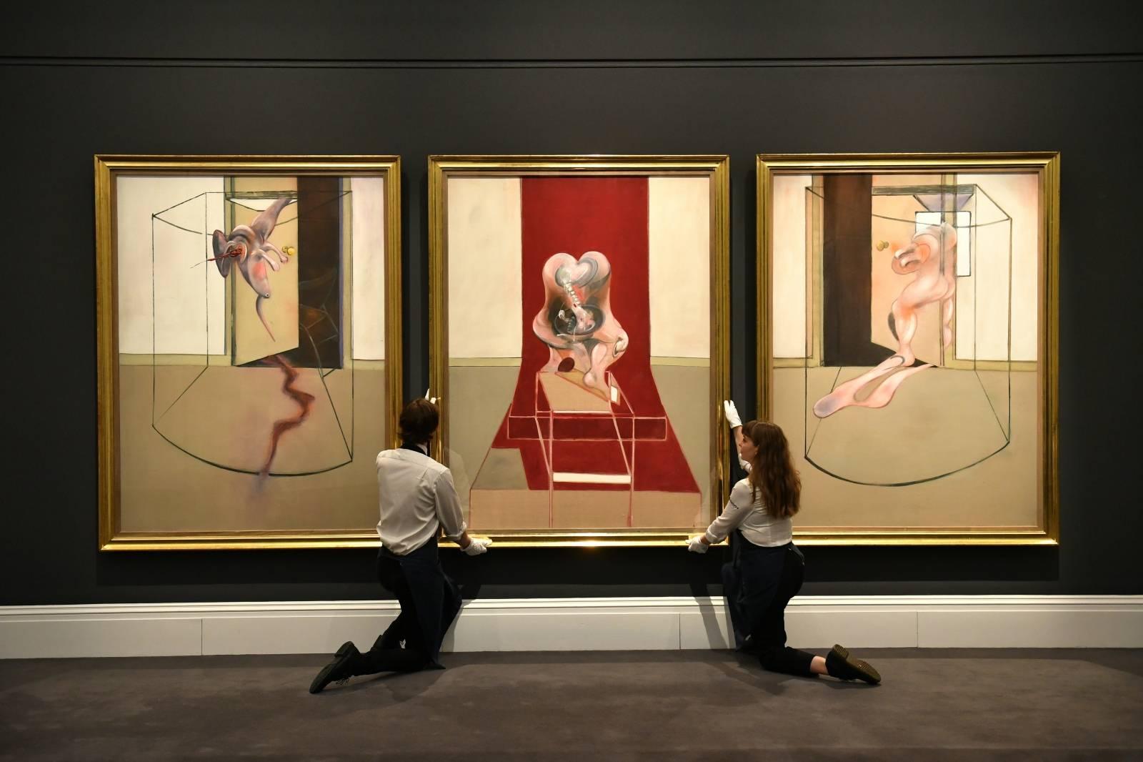 Sotheby's contemporary art sale