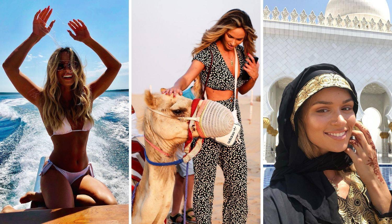 'U Dubaiju su me nekoliko puta zaprosili zato što sam plavuša'