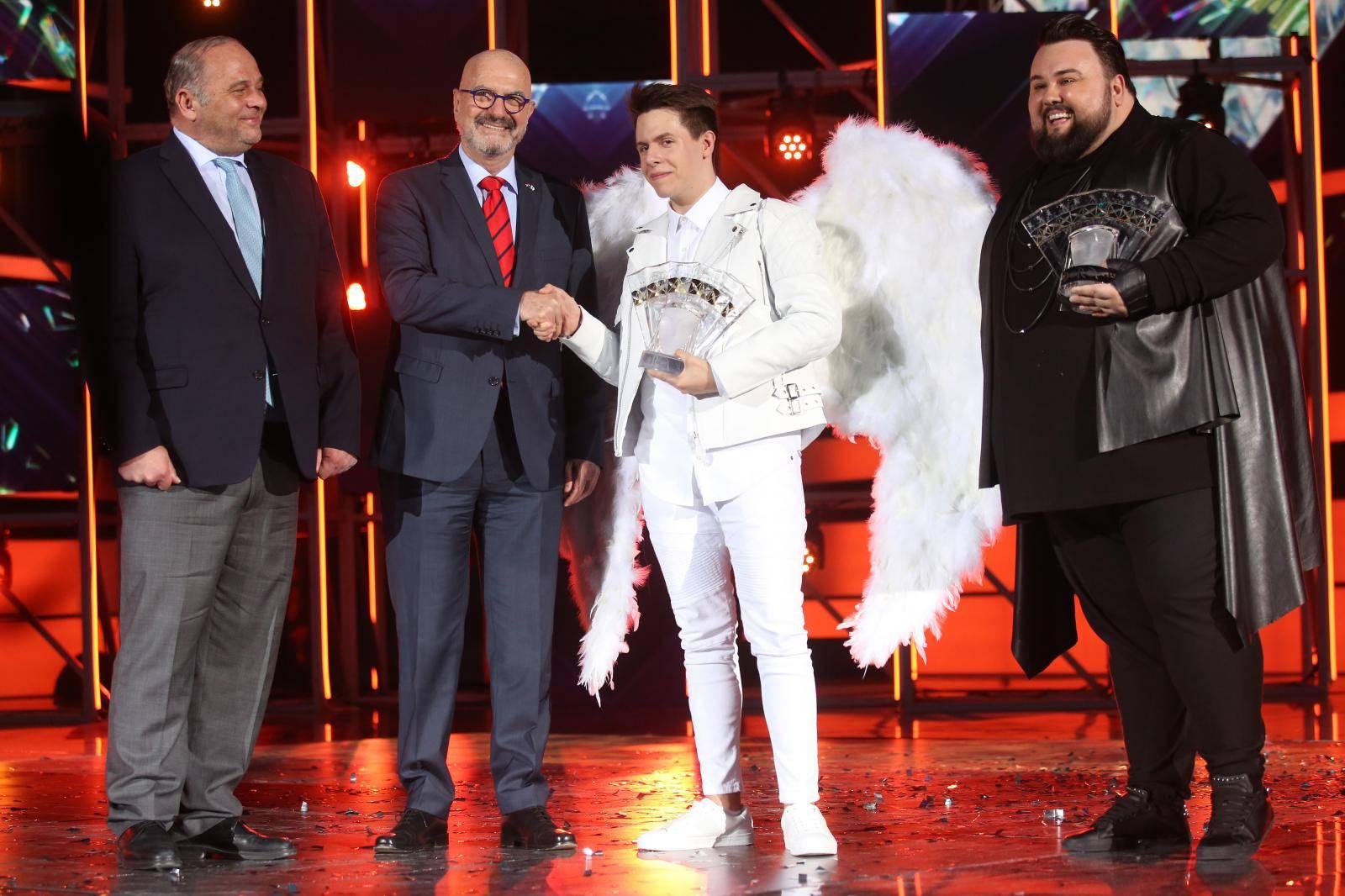 Opatija: Roko Blažević predstavljat će Hrvatsku na Eurosongu 2019.