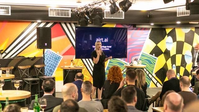 Hrvatski AI startup airt napada globalno tržište
