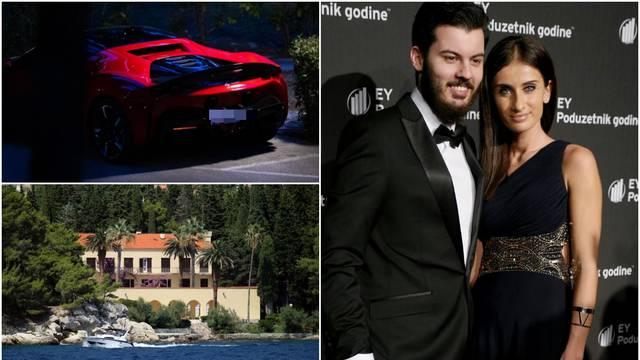 Iza kulisa svadbe Mate Rimca: Luksuzni auti, fešta do 22 sata i bez janjetine u 'Titovoj vili'