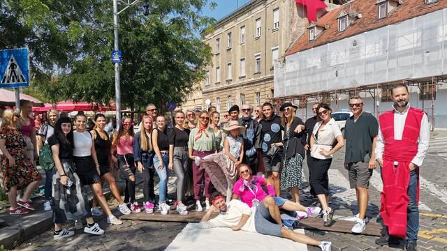 Projekt Ilica Q'Art predstavio kolekciju redizajnirane odjeće