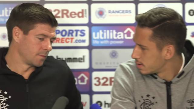 Prije dvije godine igrao 3. ligu, sad mu je Gerrard prevoditelj...
