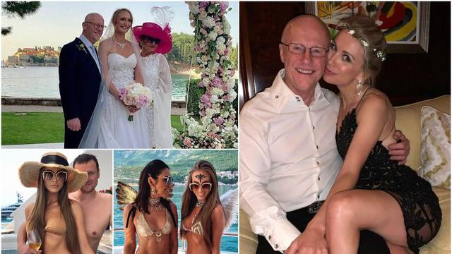 Svadba milijardera: Tri dana partijali, a posjetili Šoltu i Vis