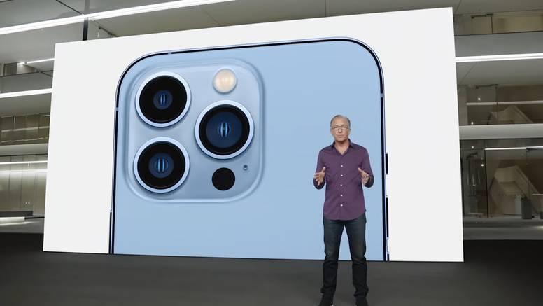 Apple otkrio iPhone 13: Bolji su ekran i kamera, baterija traje i 2,5 sata dulje, znaju se i cijene