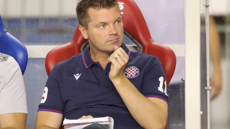 Gustafsson: Vidim Hajduk koji raste, koji kontrolira i zreliji je