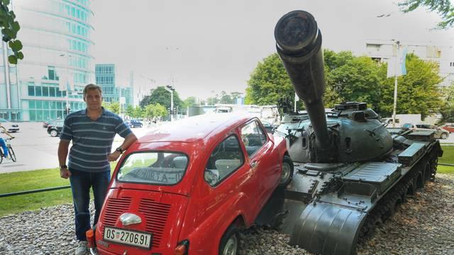 'Vidio sam kako tenk gazi Fiću, a žena vrišti pored i čupa kosu'
