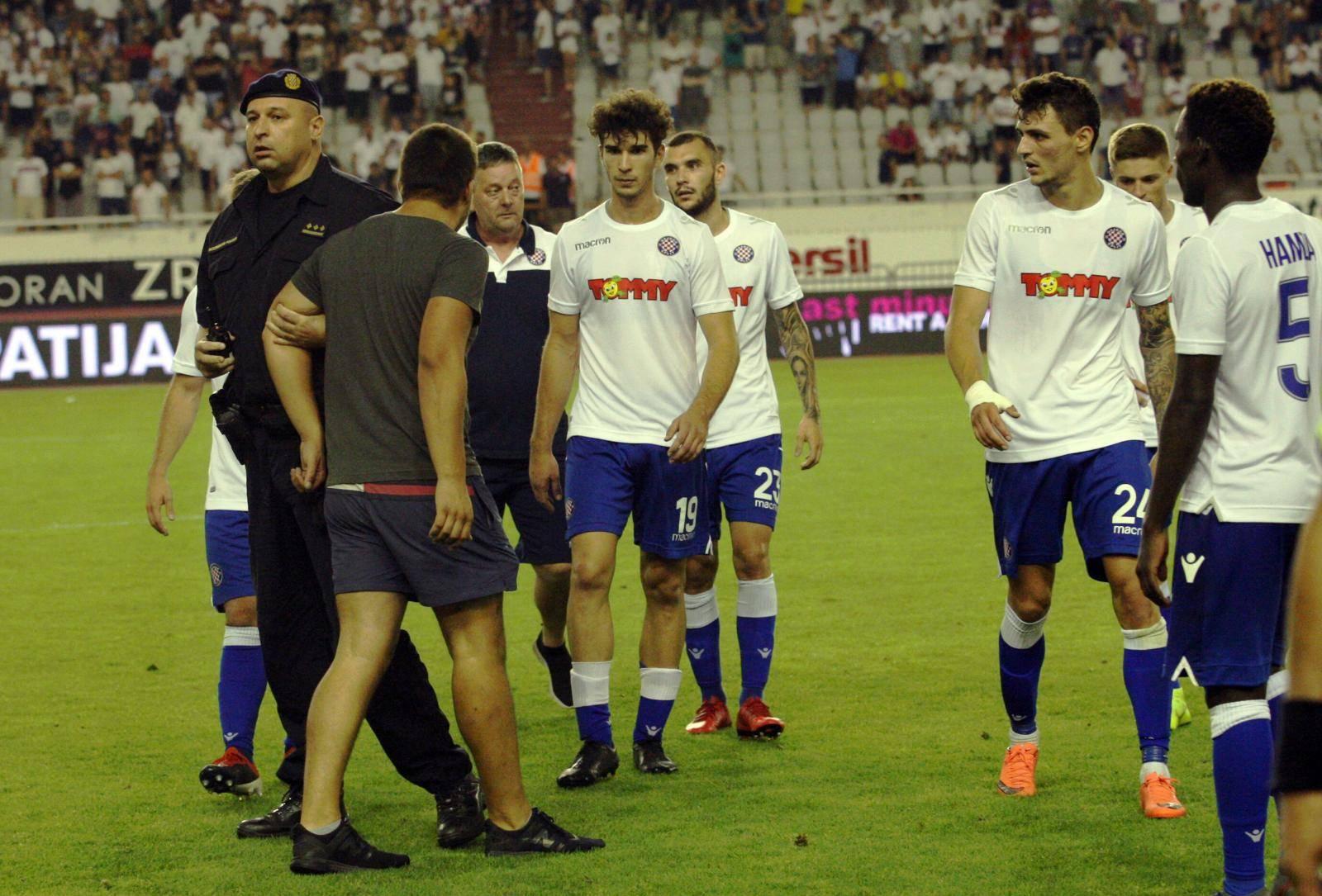 Ćiro: Ne bih ljudima u Hajduku bio u koži, vatra je uzela maha