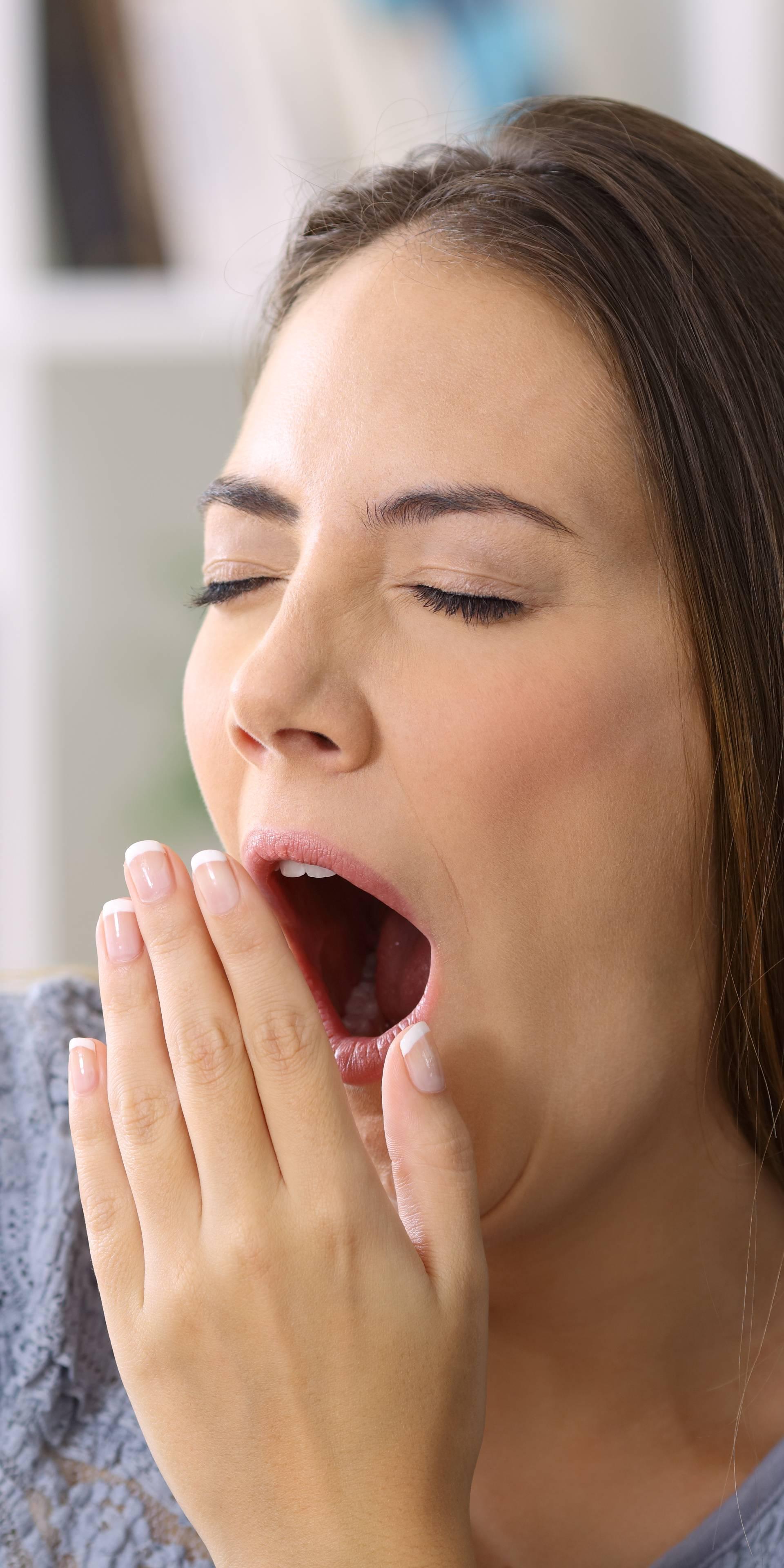 Stalno zijevate? Pretjerujete li, to može biti tihi znak bolesti...