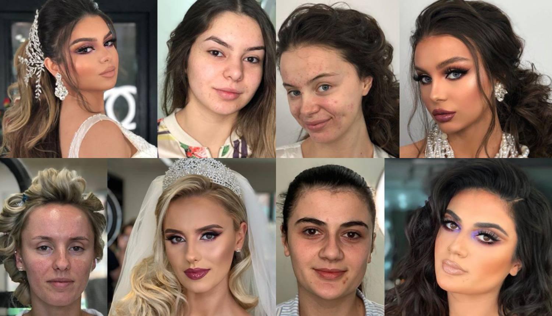 Kosovski šminker Arber Bytygi kistom potpuno 'mijenja' žene