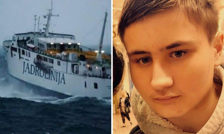 Trajekt Lastovo potrubio je za dječaka koji je volio brodove