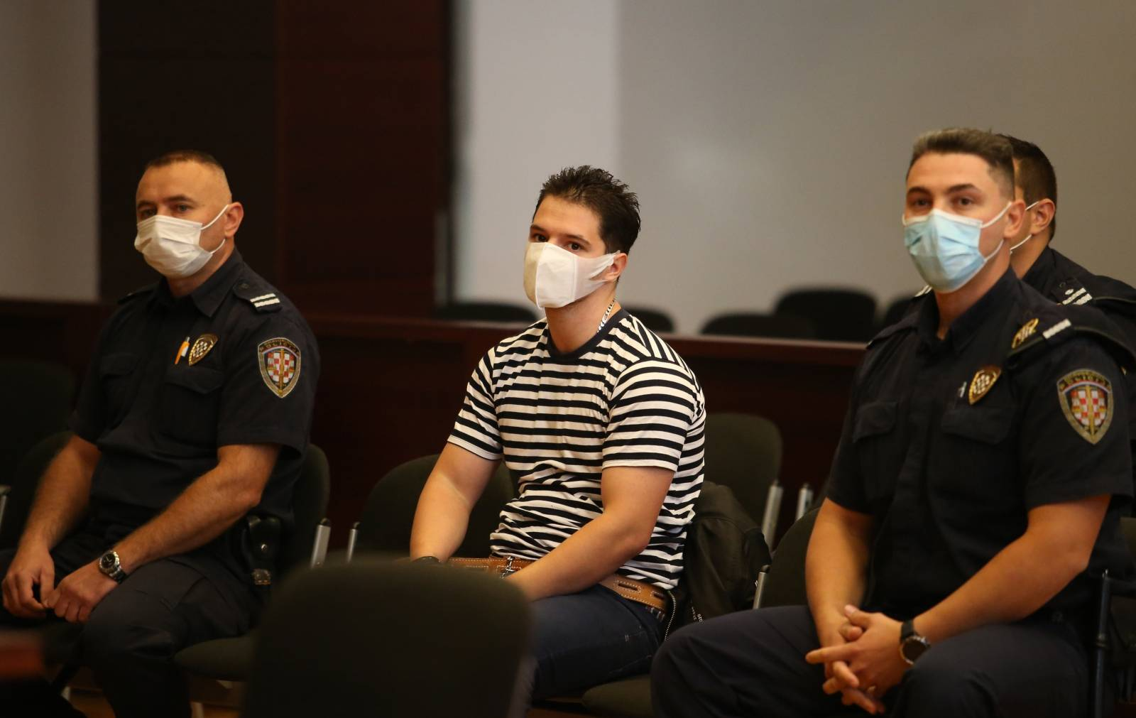 Split: Nastavljeno suđenje Filipi Zavadlavu za trostruko ubojstvo