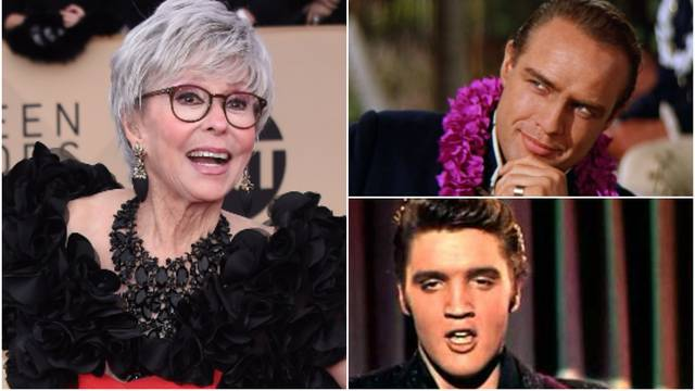 Rita Moreno: Marlon Brando se bolje seksao od Elvisa Presleya