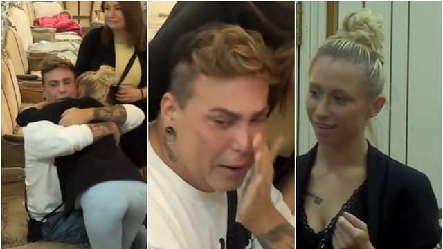 Barbara Mucić ispala iz Parova: Shrvani Cigi nije prestao plakati
