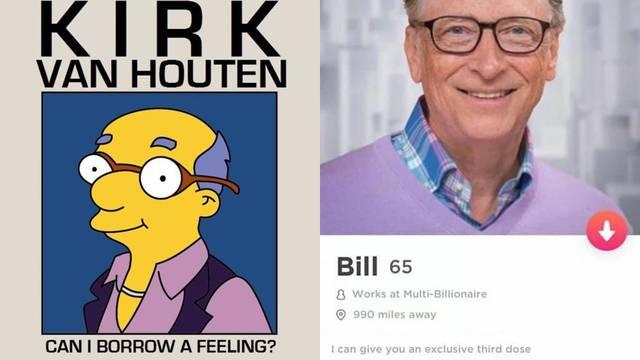 Šale o razvodu Billa i Melinde preplavile internet: 'Možda da probaju iskopčati, pa ukopčati?'