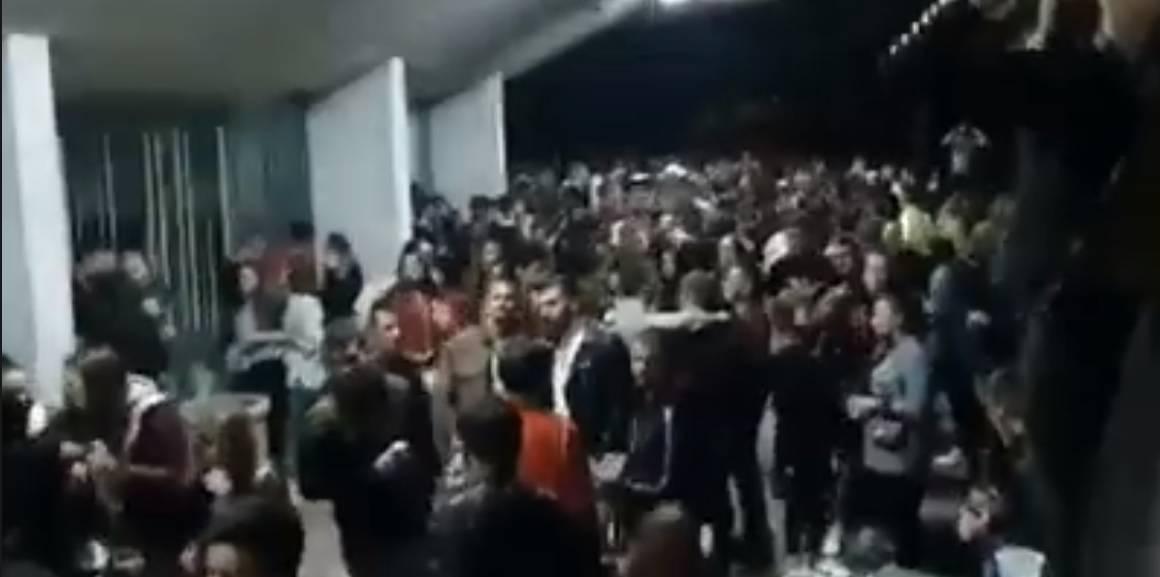 Veliki tulum studenata u Splitu, morala ga prekinuti policija