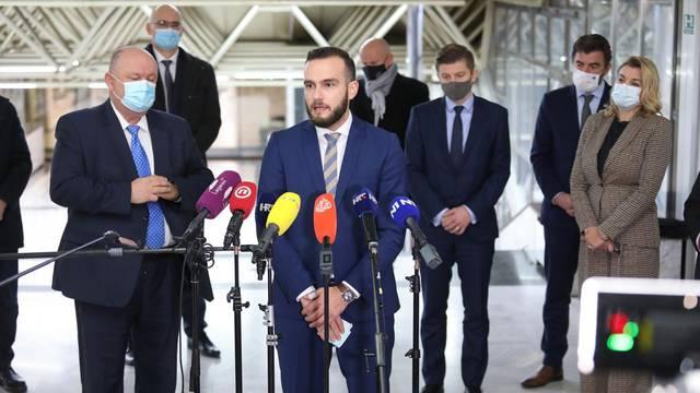 Zagreb: Održan sastanak predstavnika Vlade i predstavnika HUP-a, ugostitelja, HGK i Udruge Glas poduzetnika