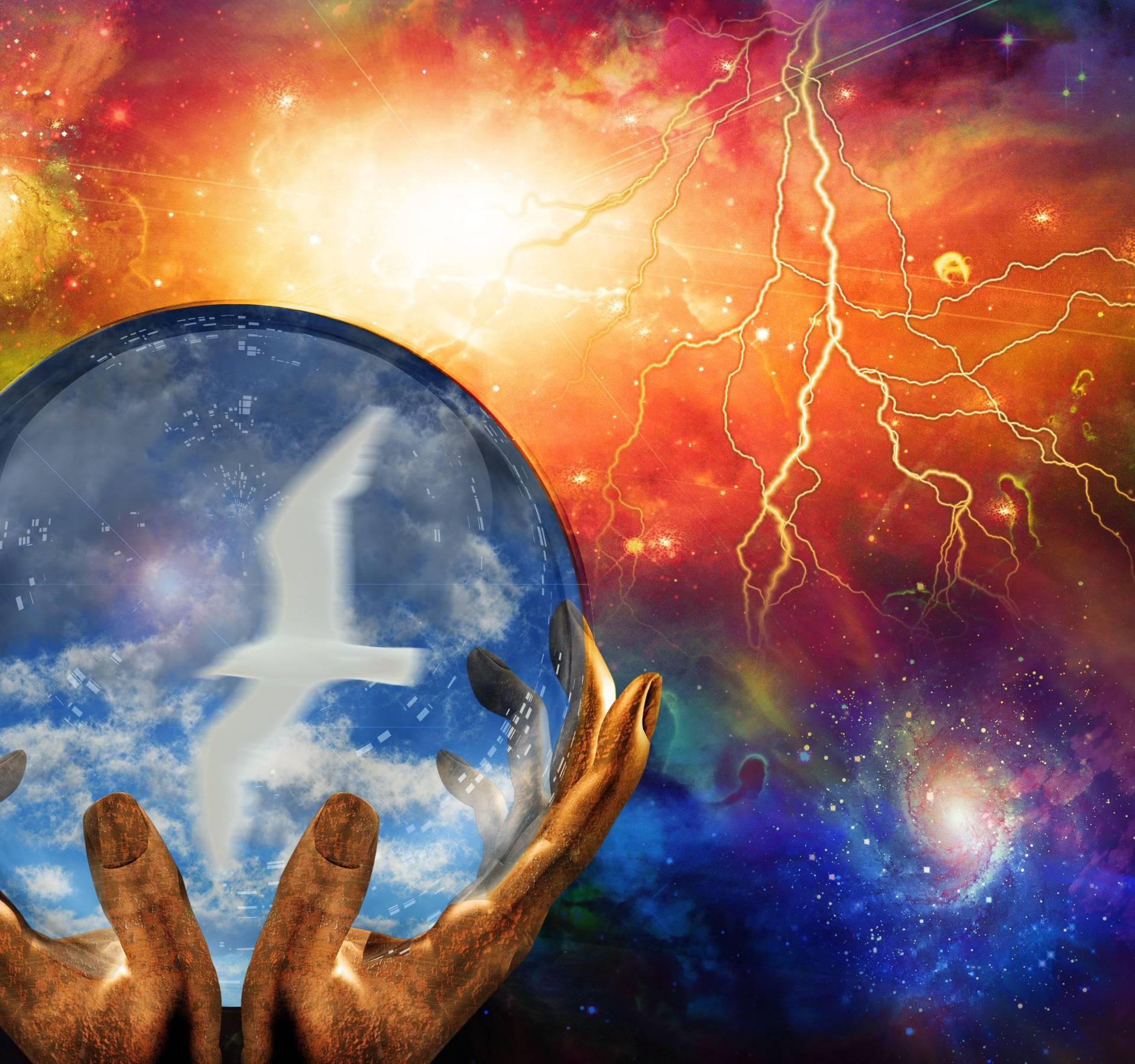 U Astralu: Vodič za energetsko čišćenje vašeg prostora i tijela