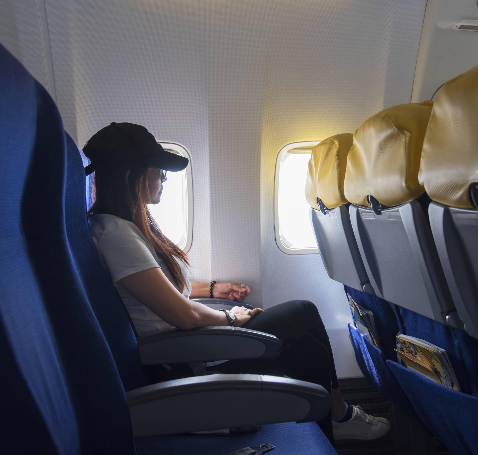 Evo koja su najopasnija, a koja najsigurnija sjedala u avionu
