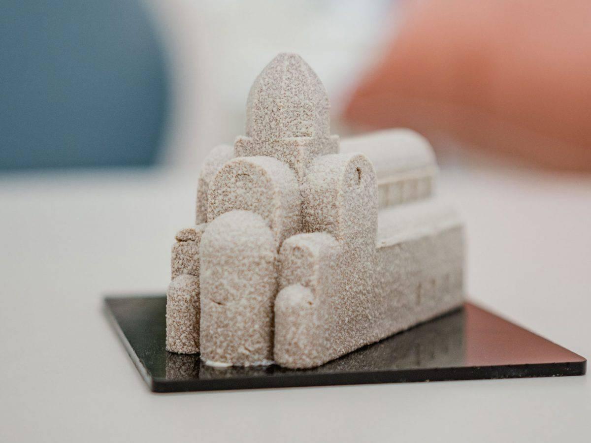 Osmislili su slatki kolač koji izgleda kao šibenska katedrala