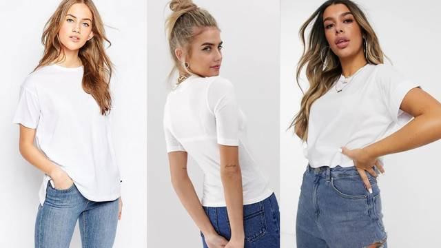 Bijela majica: Top komad koji ide uz sve i osvježava styling