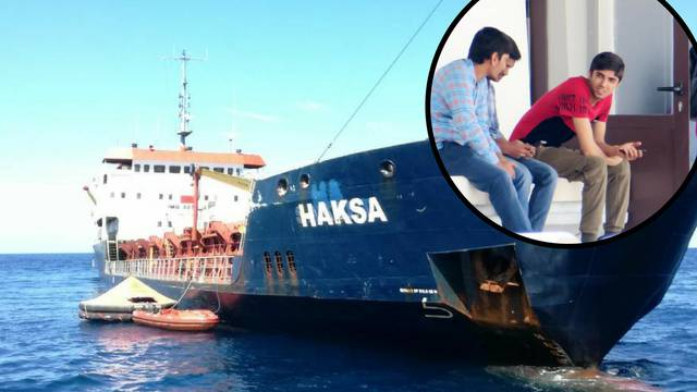 Orlić: Najgore je prošlo, nema opasnosti od potonuća broda
