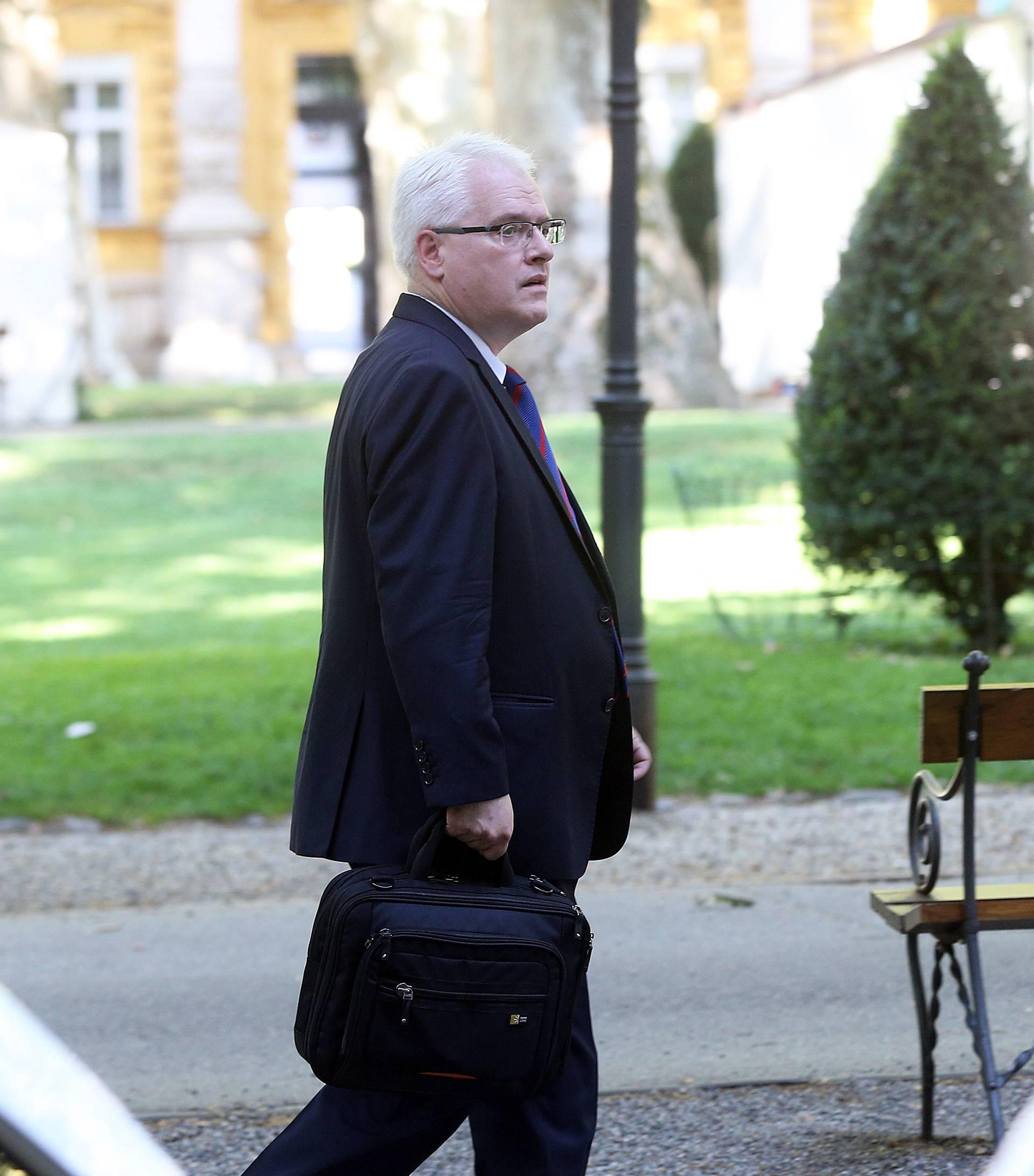 'Ivo Josipović kandidat za šefa države? Valjda to nije uvjet'