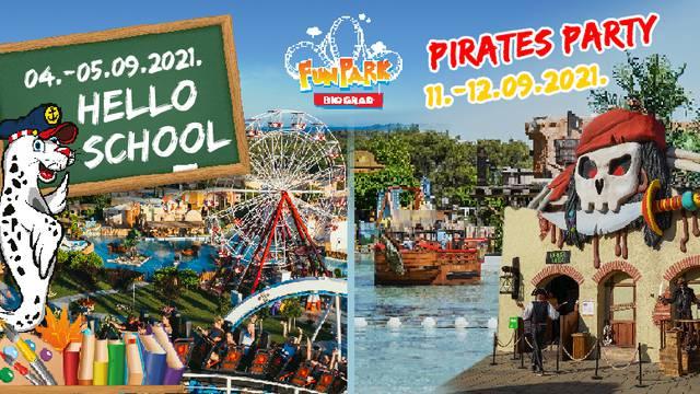 Odlična zabava u Fun Parku Biograd nastavlja se i u rujnu!