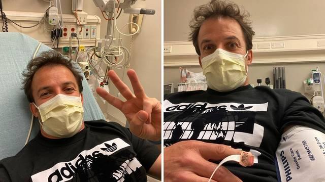 Del Piero završio u bolnici: Ne mogu vjerovati da tako boli